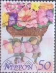 Stamps Japan -  Scott#3191c intercambio 0,50 usd 50 y. 2010
