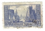 Stamps France -  Puerto