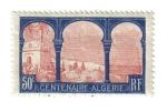 Stamps France -  Centenario de Algeria Francesa