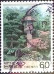 Stamps Japan -  Scott#1611 intercambio 0,30 usd 50 y. 1985