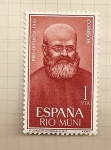 Stamps Spain -  Rio Muni-Pro Infancia 1963