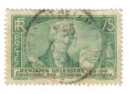 Sellos de Europa - Francia -  Benjamin, baron de Delessert