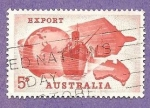 Stamps Australia -  INTERCAMBIO