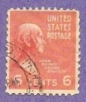 Stamps United States -  INTERCAMBIO