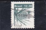 Sellos de America - Brasil -  piña tropical