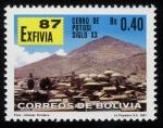 Sellos de America - Bolivia -  BOLIVIA: Ciudad de Potosí