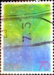 Sellos de Asia - Japón -  Scott#2652 fjjf intercambio 0,45 usd 70 y. 1998