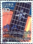 Stamps Japan -  Scott#2701c intercambio 0,40 usd 80 y. 2000