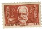 Stamps France -  Victor Hugo
