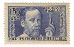 Sellos del Mundo : Europa : Francia :  Louis Pasteur
