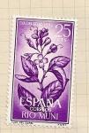 Stamps Spain -  Rio Muni-Día del Sello 1963