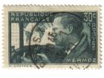 Stamps France -  Jean Mermoz