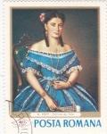 Stamps Romania -  M.PoPP
