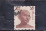 Sellos de Asia - India -  Mahatma Gandhi-abogado