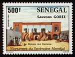 Stamps Africa - Senegal -  Senegal - Isla de Gorée