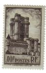 Sellos de Europa - Francia -  Castillo de Vincenes