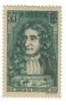 Stamps France -  Jean de la Fontaine