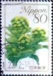 Sellos de Asia - Japón -  Scott#3086 intercambio 0,55 usd 80 y. 2008