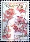 Stamps Japan -  Scott#3088 intercambio 0,55 usd 80 y. 2008