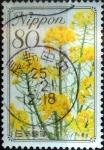 sellos de Asia - Japón -  Scott#3186 intercambio 0,90 usd 80 y. 2009