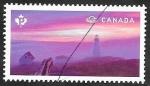 Sellos del Mundo : America : Canadá :  3141 - Faro en la bruma