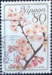 Sellos de Asia - Japón -  Scott#3099 intercambio 0,60 usd 80 y. 2009