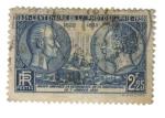 Stamps France -  Centenario de la Fotografía