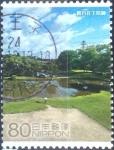 Sellos de Asia - Japón -  Scott#3445h intercambio 0,90 usd 80 y. 2012