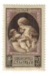 Stamps France -  Propaganda a favor de la Natalidad