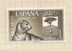 Sellos de Europa - España -  Rio Muni-Día del Sello 1965