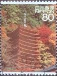 Stamps Japan -  Scott#3151g intercambio 0,90 usd 80 y. 2009