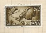 Sellos de Europa - España -  Rio Muni-Pro Infancia 1966