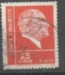 Sellos del Mundo : Asia : Turquía : INTERCAMBIO SCOTT  1922
