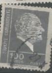 Sellos de Asia - Turquía -  INTERCAMBIO SCOTT 1924