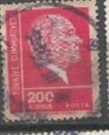 Sellos del Mundo : Asia : Turquía : INTERCAMBIO SCOTT 1930