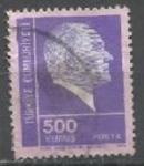Sellos del Mundo : America : Turquía : INTERCAMBIO SCOTT 1933