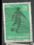 Stamps : Asia : Turkey :  INTERCAMBIO SCOTT 1996