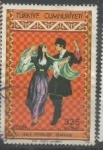 Stamps : Asia : Turkey :  INTERCAMBIO SCOTT 2013