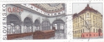 Sellos del Mundo : Europa : Eslovenia :  museo en  Bratislava
