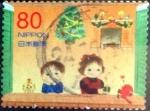Sellos de Asia - Japón -  Scott#3486b intercambio 0,90 usd 80 y. 2012