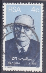 Stamps South Africa -  personaje