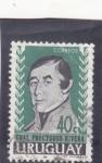 Sellos de America - Uruguay -  general Fructuoso Ribera