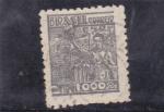 Stamps Brazil -  siderúrgia