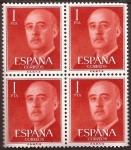 Sellos del Mundo : Europa : España : General Franco  1960  1 pta