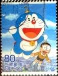 Sellos de Asia - Japón -  Scott#3552h intercambio 0,90 usd 80 y. 2013