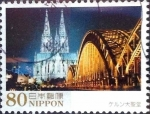 Stamps of the world : Japan :  Scott#3609 intercambio 1,25 usd 80 y. 2013