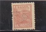 Stamps : America : Brazil :  trigo