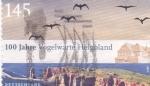 Sellos de Europa - Alemania -  100 aniversario Vogelwarte Helgoland