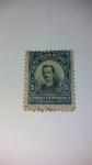 Stamps : America : Cuba :  5 Centavos- Republica de Cuba