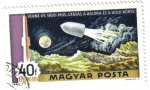 Stamps Hungary -  Verne Gy